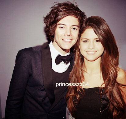 harry styles and selena gomez manip | i'd rather waste my ...