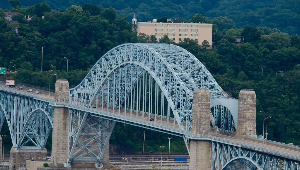 Mckees Rocks Bridge Scott Flickr