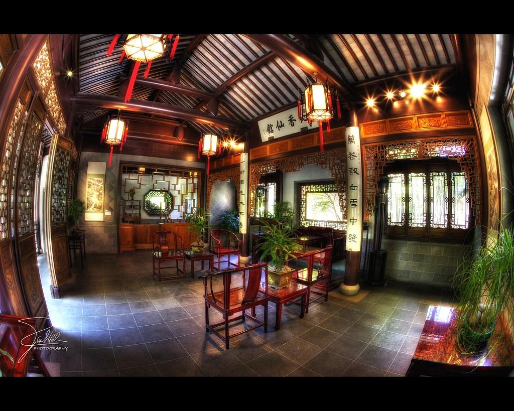 Scholar\'s Study   Scholar\'s Study, Lan Su Chinese Garden, Ch…   Flickr