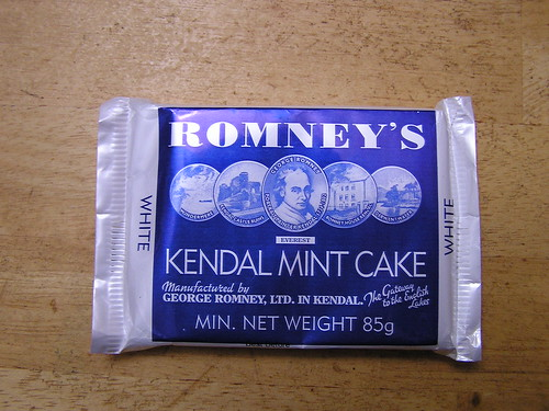 How To Make Kendal Mint Cake