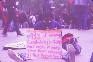 94% of winning candidates in 2010 had more money than their opponents. Is this Democracy? | by -*JML-