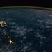 Eastern Caribbean at Night (NASA, International Space Station, 10/18/11)