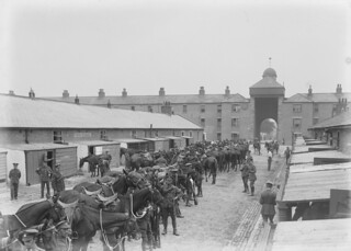 Troop Stables | by National Library of Ireland on The Commons