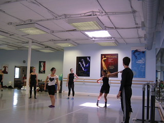Summer 2011 Workshop | by Dominic Walsh Dance Theater