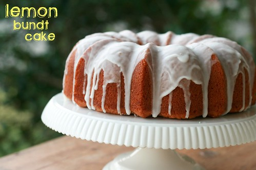 Lemon Bundt Cake - I Like Big Bundts 2011 | by Food Librarian
