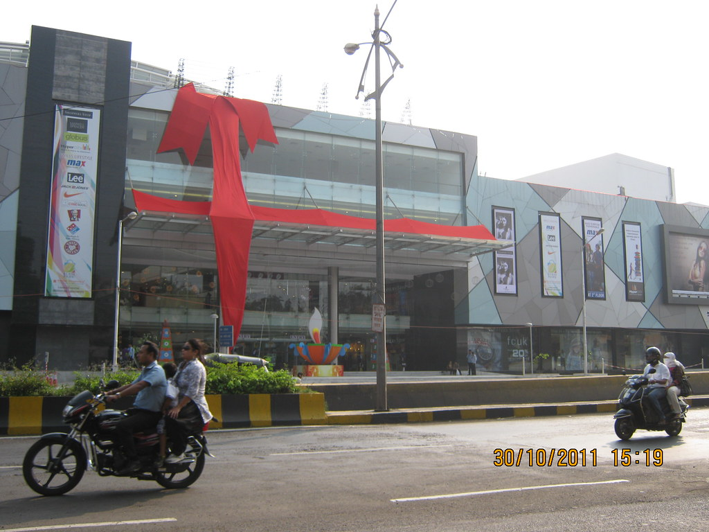 kumar pacific mall  near 7 loves chowk  shankar sheth road