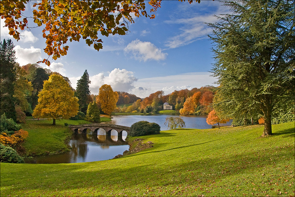 Stourhead Gardens Wiltshire Phil Selby Flickr