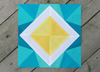 Starry Night Quilt Block | by Fresh Lemons : Faith