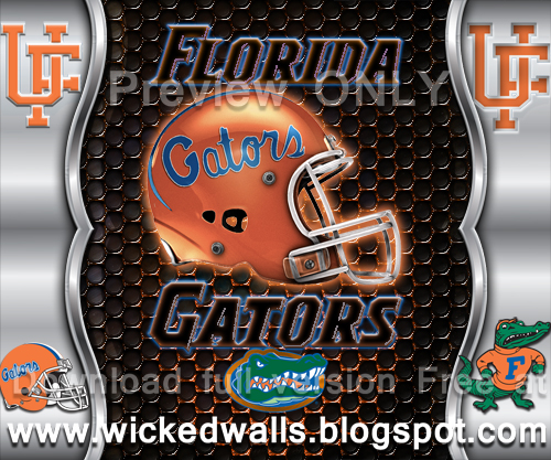 Florida Gators Heavy Metal Wallpaper 1152x960 | Download Ful