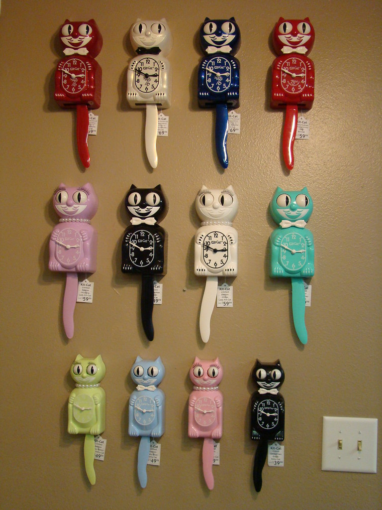 kit cat casting call gulf coast clock co november 12 pen flickr. Black Bedroom Furniture Sets. Home Design Ideas