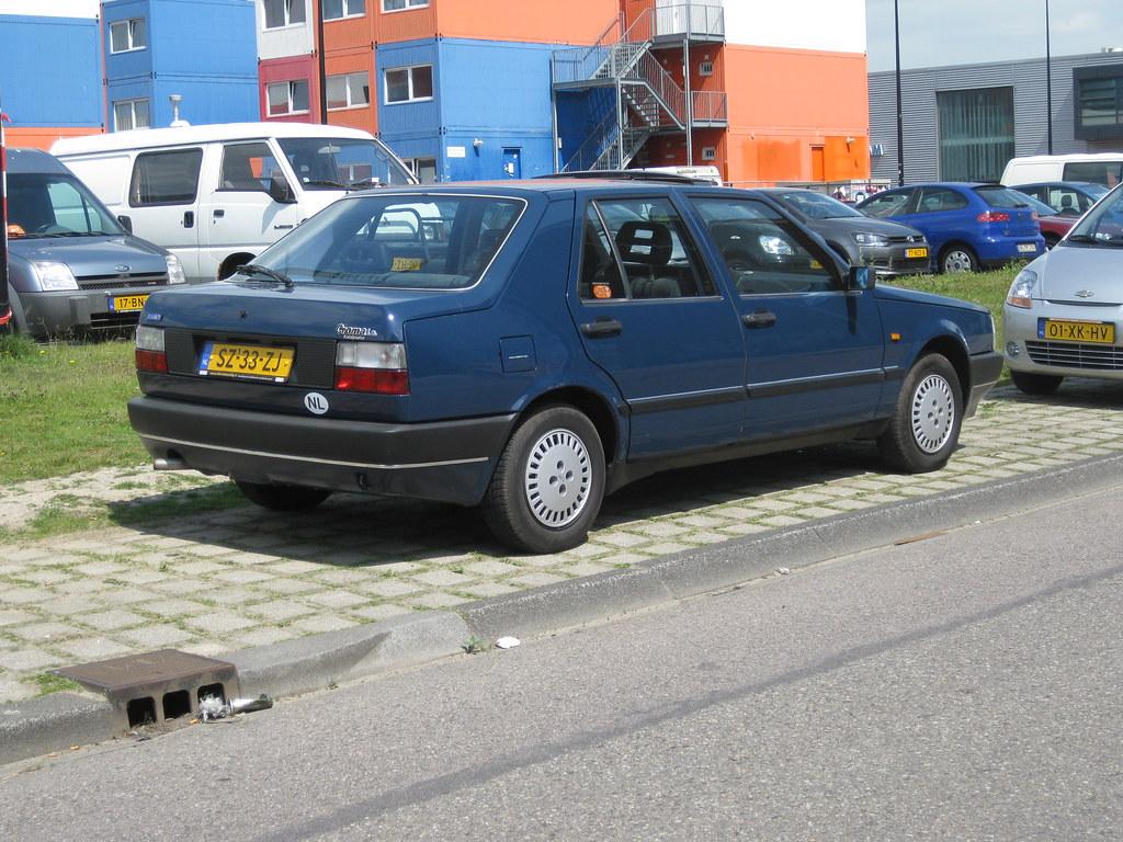 фиат крома 1988