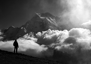 Admire the Annapurna II (7937 m) | by Oleg Bartunov