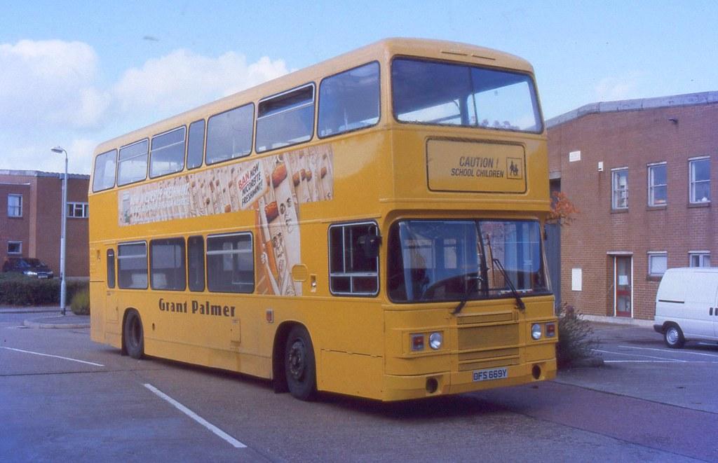 Grant Palmer Ltd Dunstable Bedfordshire Ofs669y La