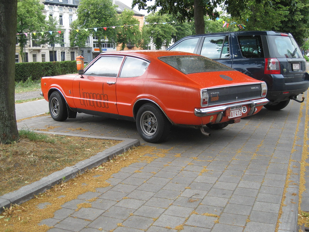 ford taunus tc1 xl 1 6 coup type 2 production period 1s flickr. Black Bedroom Furniture Sets. Home Design Ideas