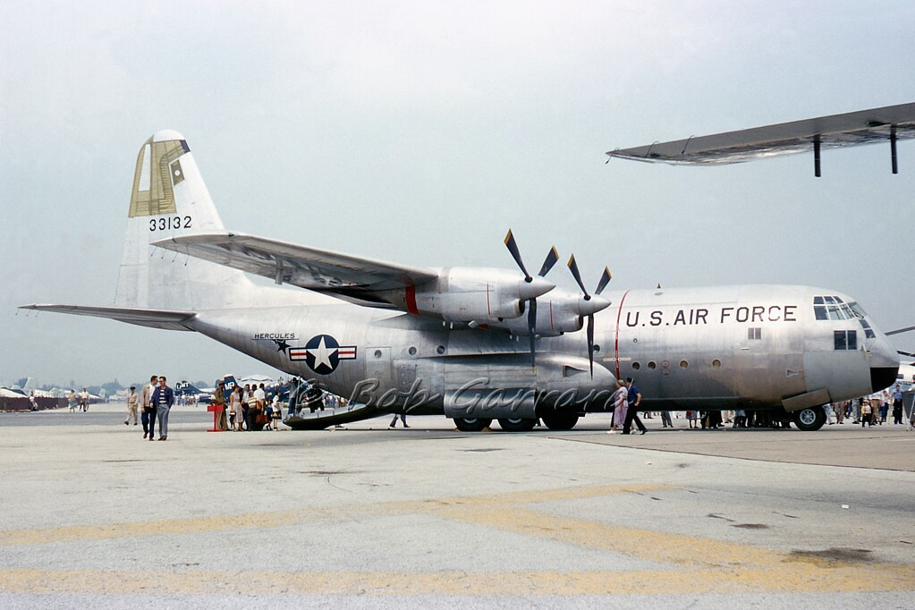 53-3132 C-130A United States Air Force USAF | Lockheed C ...