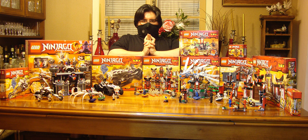 LEGO NinjaGo Collection   Flickr