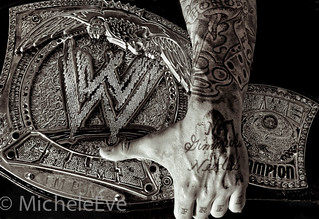 Wrestlemania - CM Punk | by Michele Eve Photography