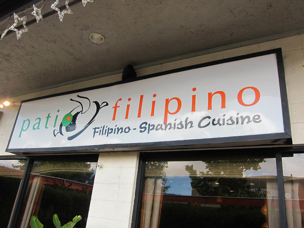 ... Patio Filipino And Tastebuds | By Pleasure Palate
