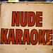Nude Karaoke