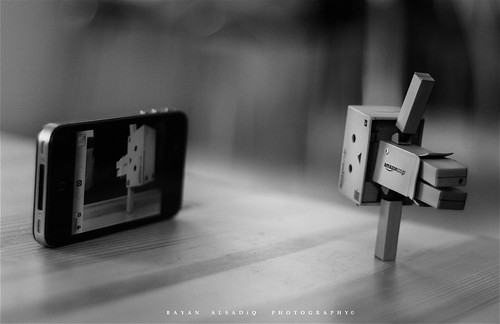 Wow.. I love technology .. I love iPhone! | by Bayan AlSadiq
