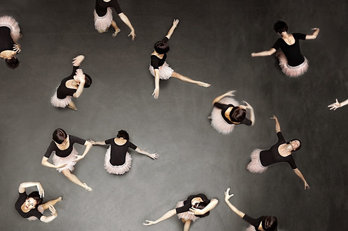ballet from above | by laura zalenga