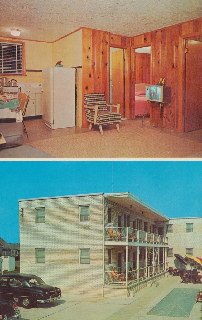 Del-Mar Apartments - Wildwood, New Jersey