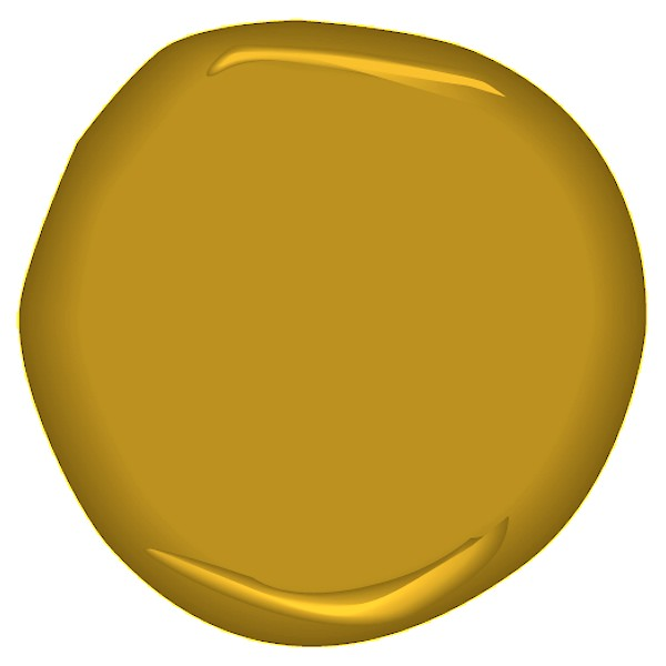 Goldsmith csp 960 an indulgently rich gold lustrous and for Benjamin moore eco spec paint reviews