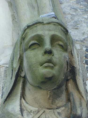 Stone carving christ church cathedral hamilton ontario