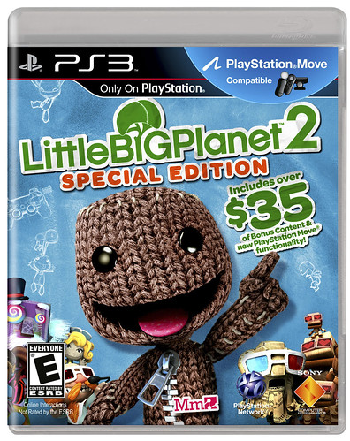 PS Move - LittleBigPlanet 2: Special Edition | by PlayStation.Blog