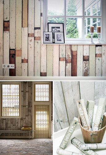 scrapwood wallpaper | by the style files