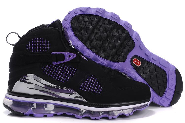 03bf71bf410 Nike Air Max Jordan 8 Fusion Black Blue by www.jordanairmax13.