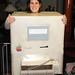 Meghan as Macintosh Plus