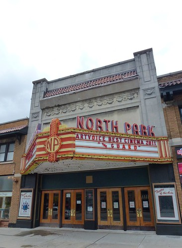 Buffalo Ny North Park Theater The North Park Opened In 19 Flickr