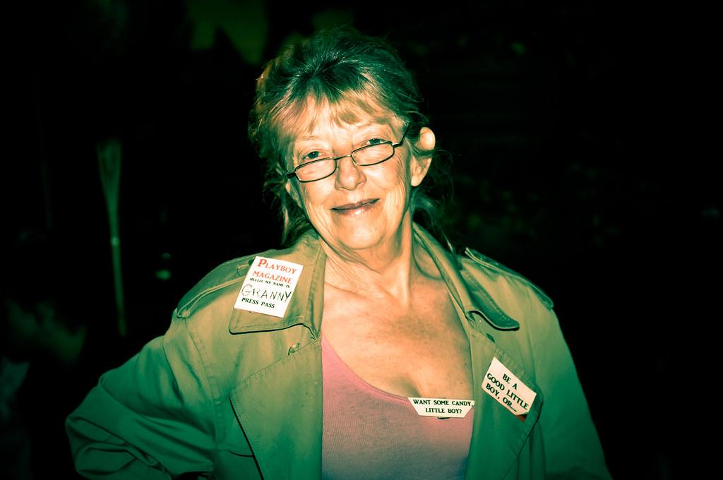 A Sexy Granny | David Goehring | Flickr