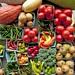 Harvest time: local farmers sell organic produce at the Ann Arbor Farmer's Market