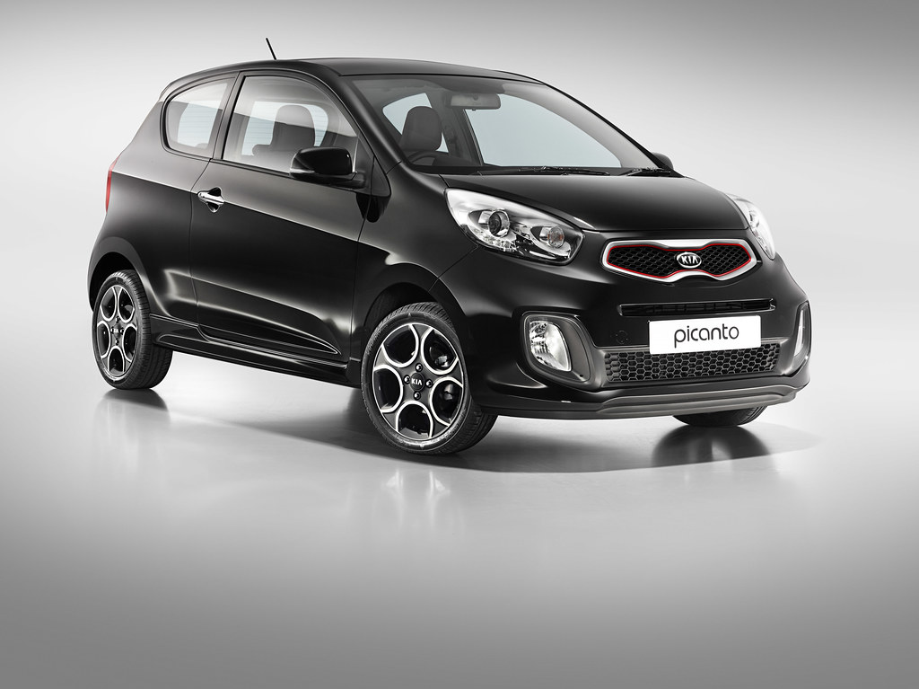 All New Kia Picanto Flickr