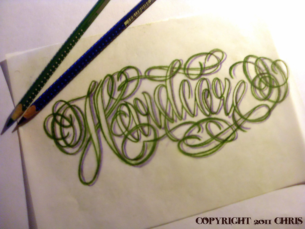 Hardcore Sketch | Chris | Flickr