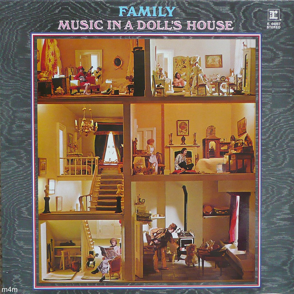 Music in a doll 39 s house first studio album by for First house music