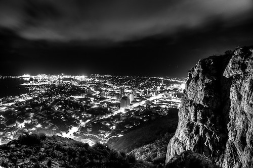 Townsville B&W (HDR) | by Lenny Turner