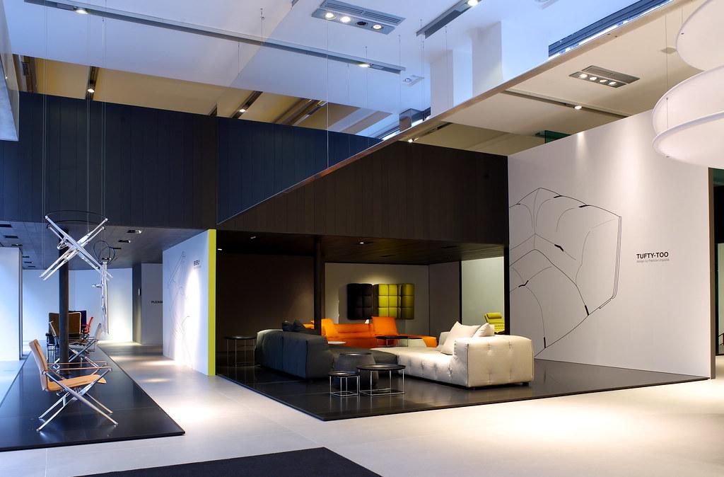 B&B Italia Store Milano | B&B Italia | Flickr