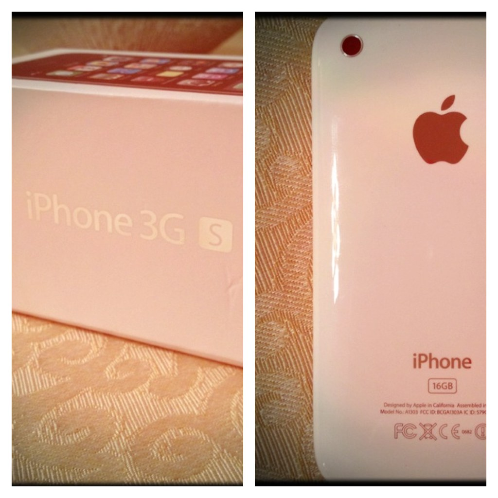 Vendo Iphone  Gb