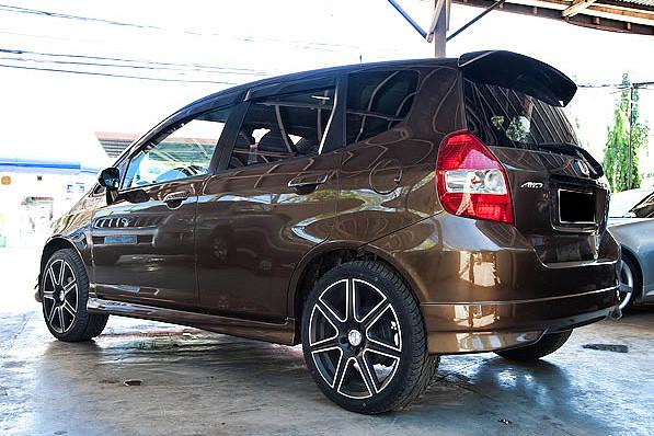 Cars For Sale In Cebu - Honda Fit (Brown)