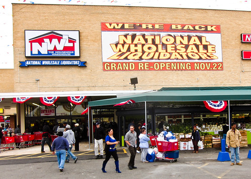 National Wholesale Liquidators Grand Re-Opening 2011 | by NewYorkBrass