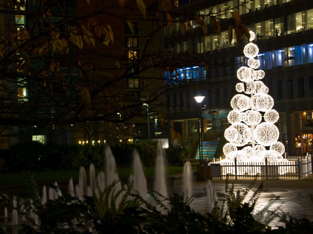 ... Sheffield Christmas Lights - Peace Gardens | by darrendpc - Sheffield Christmas Lights - Peace Gardens Some Shots Of T… Flickr