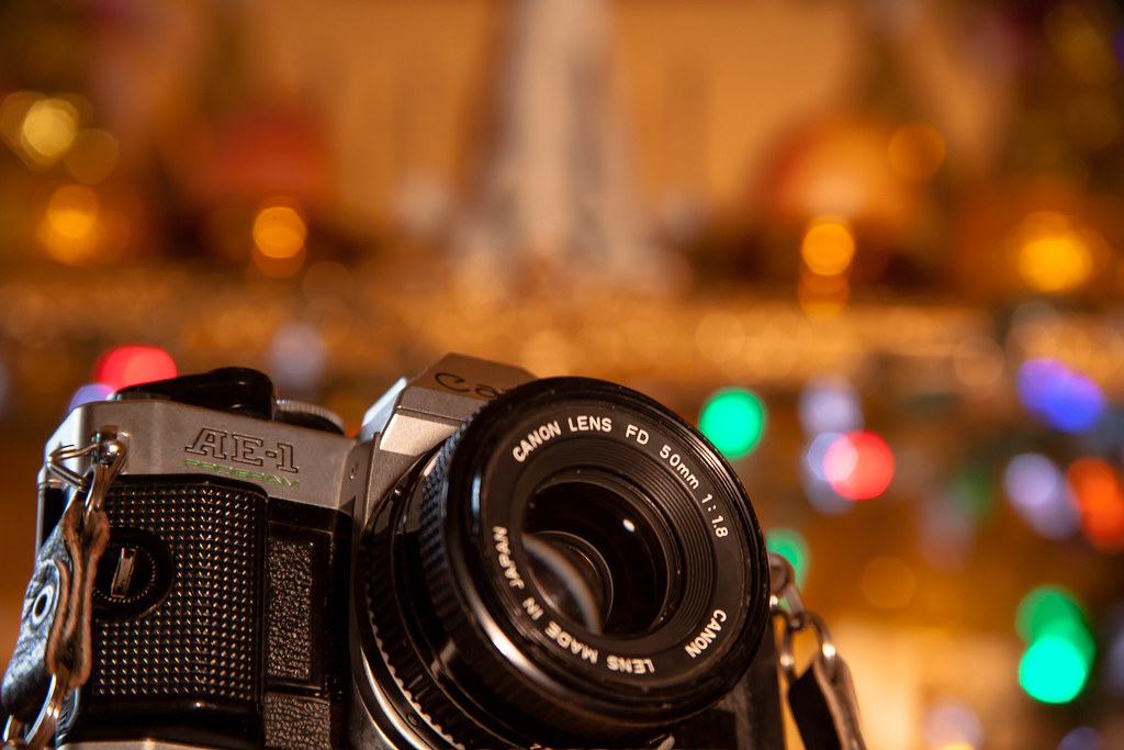 Day 85: First Camera | We all have that one special camera ...