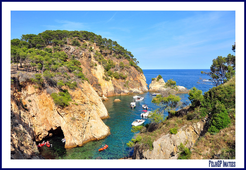 Costa Brava Is Jewel Of Catalonia