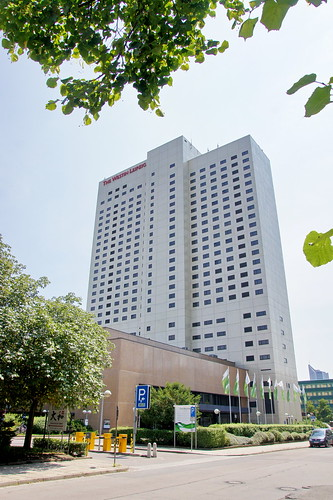 Hotel Westin Leipzig Parken
