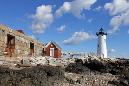 Portsmouth Harbor Lighthouse | by nelights