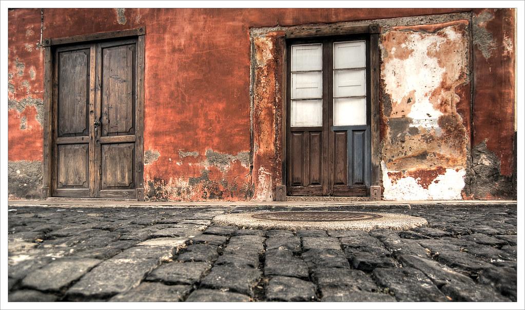 Antiguas fachadas