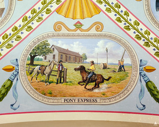 Pony Express | by USCapitol